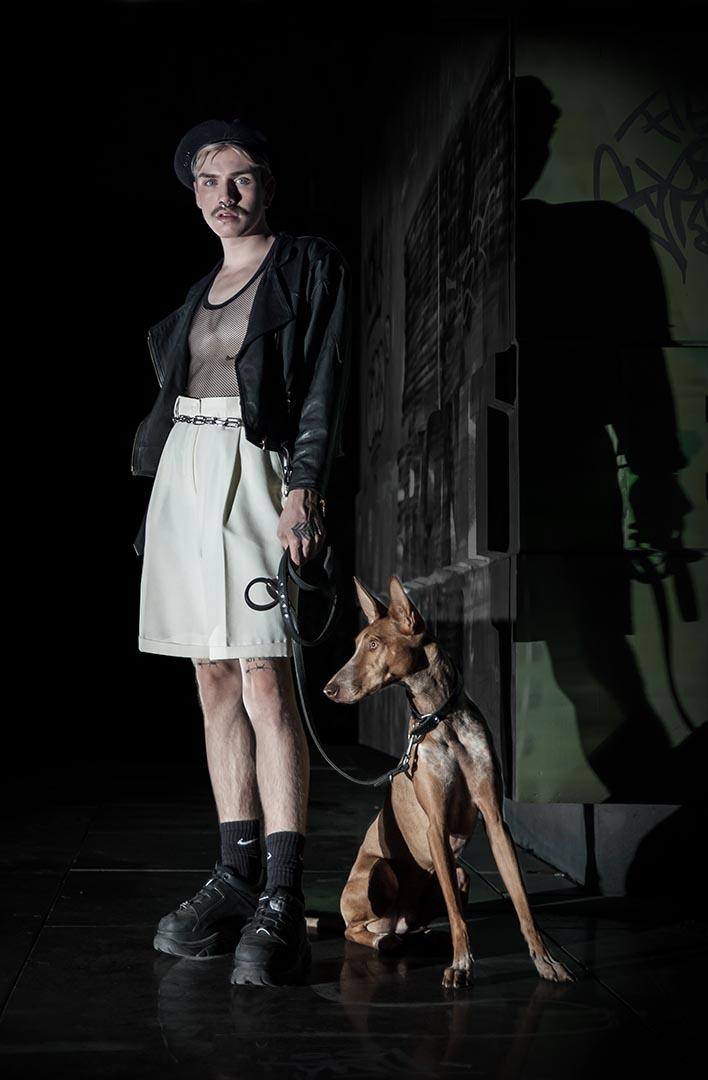 Carsten Remmers - Mann mit Hund